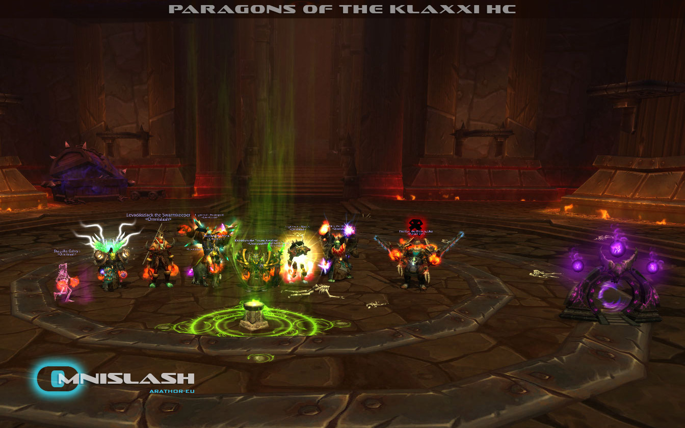 Paragons of the Klaxxi HC